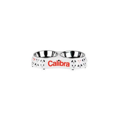 Calibra dvojmiska s nerezovou vložkou - vel. S