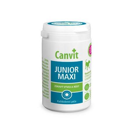 Canvit Junior MAXI pre psov ochutený 230g