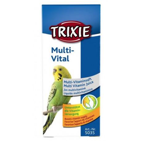 MULTI VITAL - mutivitamin pro ptáky Trixie 50ml