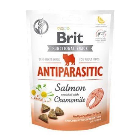 Carnilove Dog Functional Snack Antiparasit Salmon 150g
