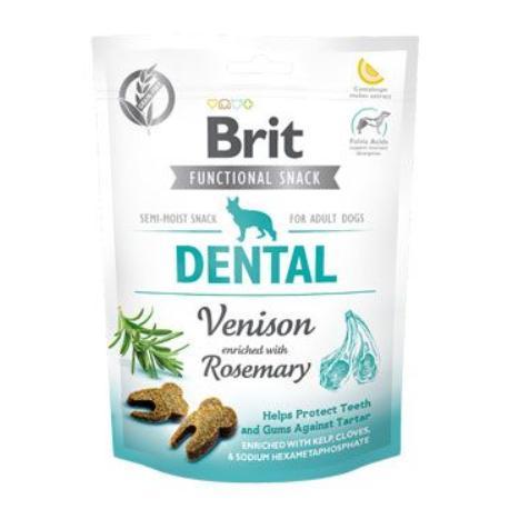 Carnilove Dog Functional Snack Dental Venison 150g