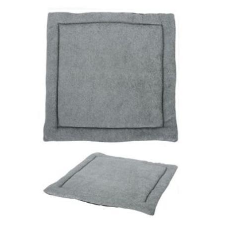 Pelech koberec MADEMOISELLE šedá s glitry 50x50cm Zolu