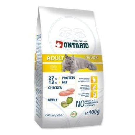 ONTARIO Cat Adult Indoor 400g