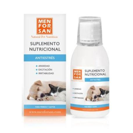 Menforsan Antiestres tekutý pro psy a kočky 120ml