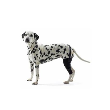 Bandáž na koleno pro psa KRUUSE Rehab S Levá