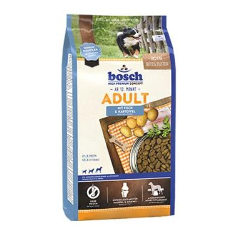 Bosch Dog Adult Fish&Potato 3kg