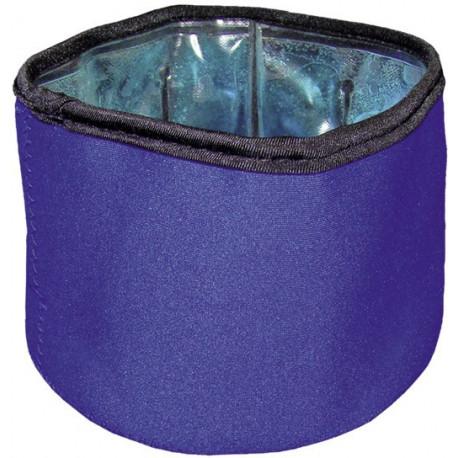 Nobby cestovné chladiaci miska na vodu pre zvieratá 300ml