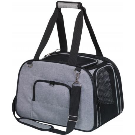 Nobby prepravná taška Talia do 7kg šedá 43 x 28 x 28 cm