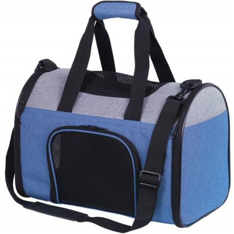Nobby prepravná taška JANU do 6kg modrá 41 x 24 x 29 cm