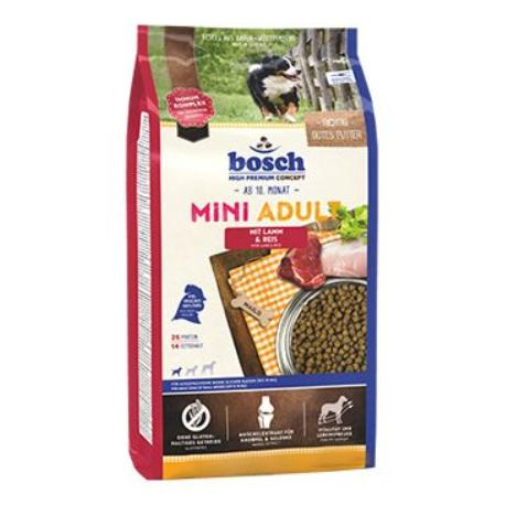 Bosch Dog Adult Mini Lamb&Rice 3kg