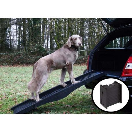 Nobby skladacia plastová rampa pre psa 152 x 40 cm