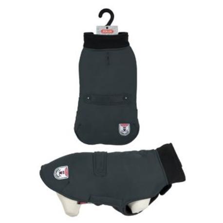 Obleček voděodolný pro psy RIVER černá 25cm Zolux