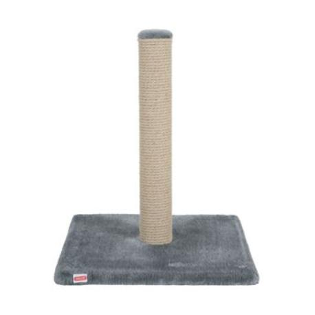 Škrabadlo BASIC Mono sloupek šedá 42,5cm Zolux