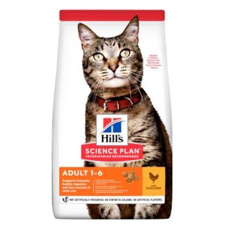 Hill's Fel. Dry Adult Chicken 15kg