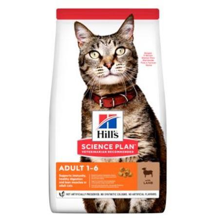 Hill's Fel. Dry Adult Lamb&Rice 3kg