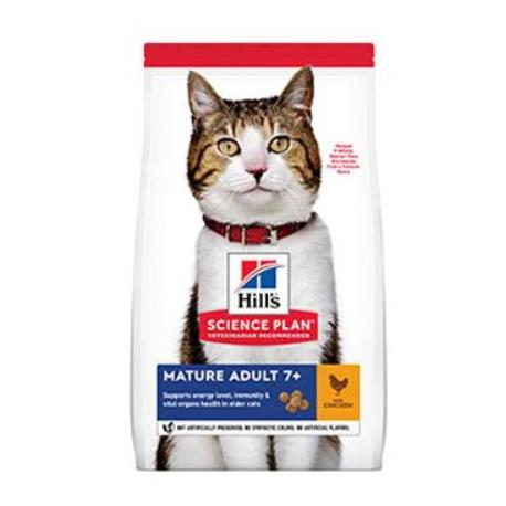 Hill's Fel. Dry Mature Adult 7+ Chicken 1,5kg