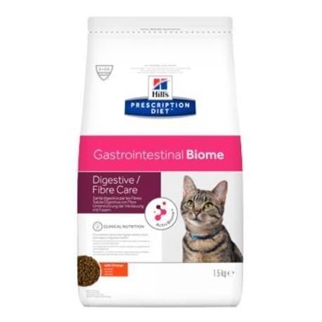 Hill's Feline GI Biome Dry 1,5kg