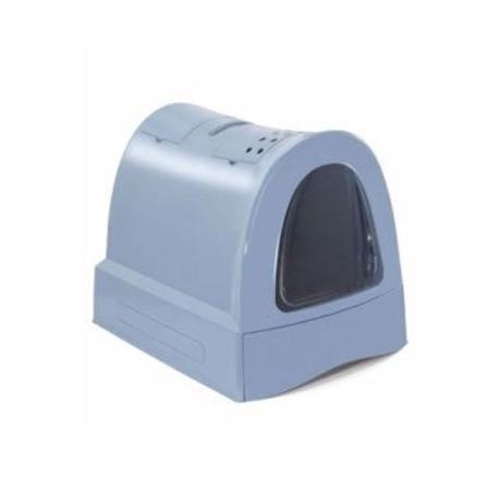 Wc kočka s výsuvnou zásuvkou pro stelivo Modrá IMAC