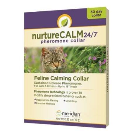 Feromonový obojek nurture CALM pro kočky 1ks