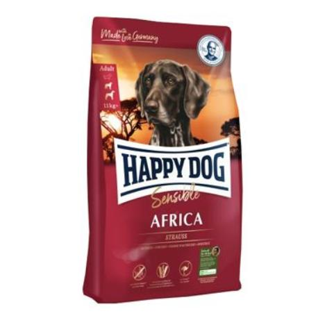 Happy Dog Supreme Sensible AFRICA pštros 4kg