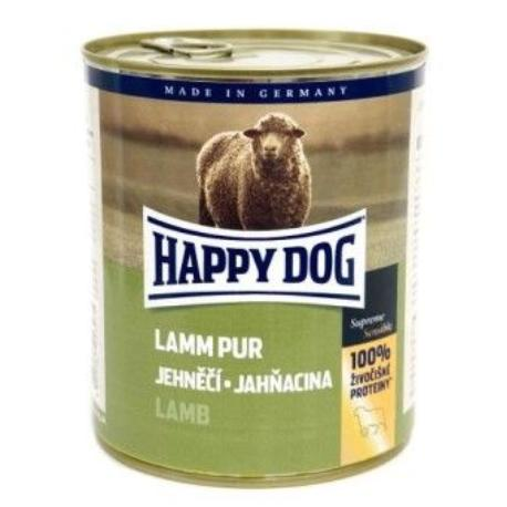 Happy Dog konzerva Lamm Pur Jahňacie 800g