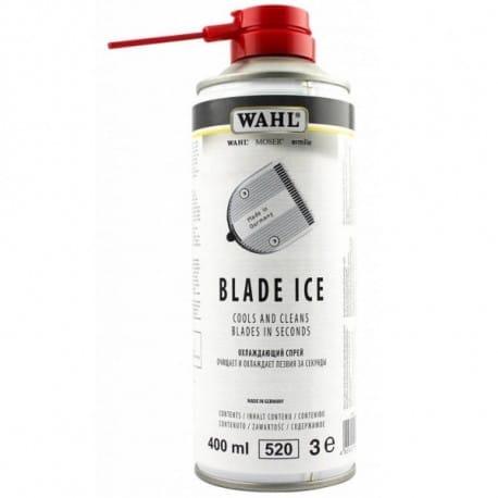Moser Blade Ice 4v1 sprej na strojčeky 400ml