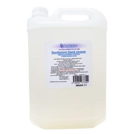 DonGemini hand cleaner dezinfekční gel 5l