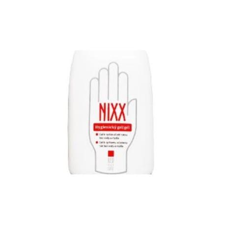 NIXX hygienický gel na ruce s dávkovačem slimm 50ml