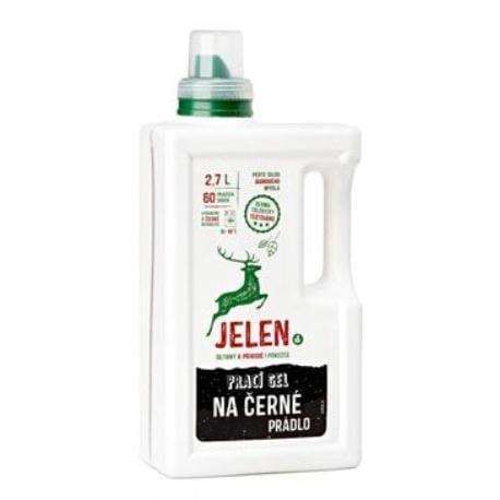 Prací prostředek Jelen black gel 2,7l 60dávek