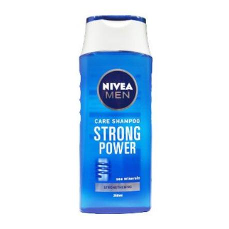 Nivea Men šampon Strong 250ml