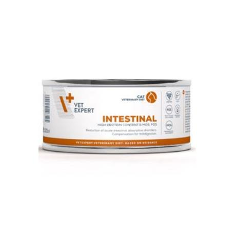 VetExpert VD 4T Intestinal Cat konzerva 100g