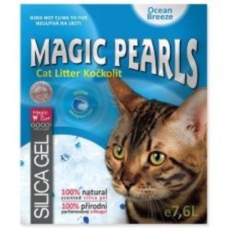 Kočkolit Magic Pearl Ocean Breeze 7,6l