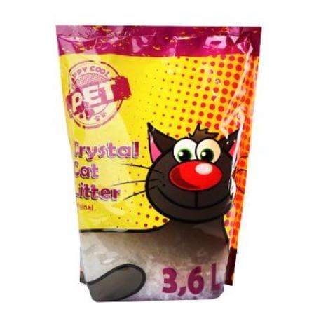 Podestýlka Happy Cool Pet Silica Original 3,6l