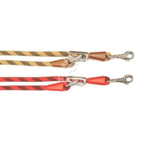 Vodítko prodlužovací lano mix 14x240cm  B&F