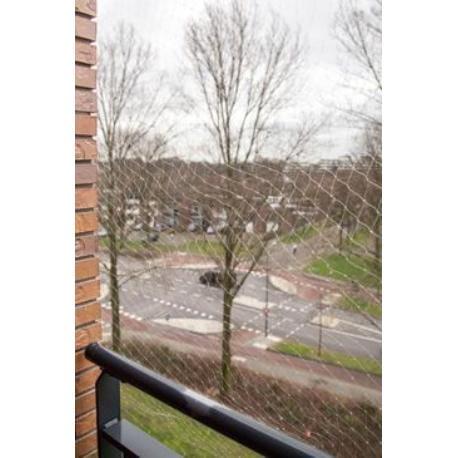 Síť ochranná na balkon 4x3mKAR