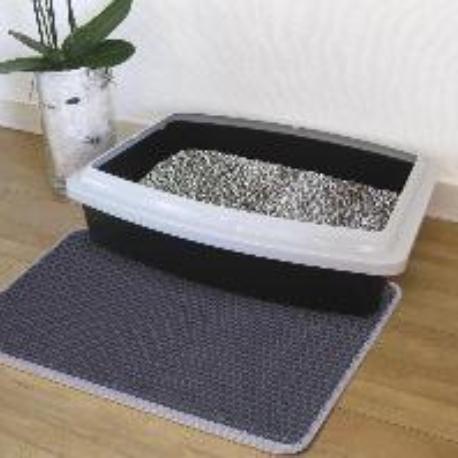 Nobby siťovaná rohož před kočičí toaletu WC 30x45cm