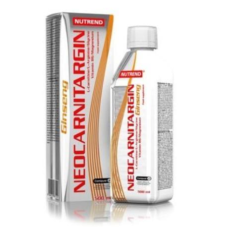 Nutrend NEOCARNITARGIN sol se ženšenem 500ml