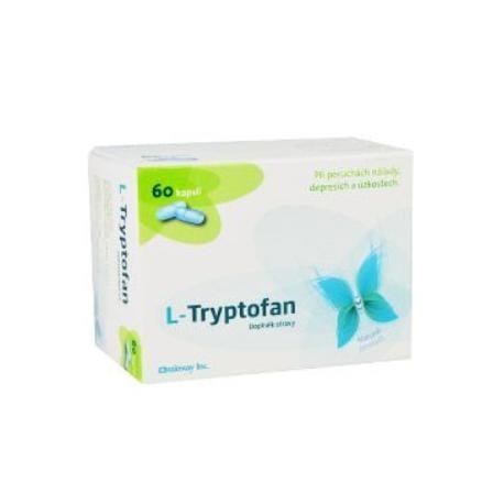 L-Tryptofan 60cps Brainway