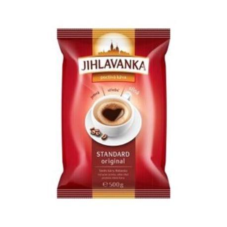 Káva mletá Jihlavanka Standard 500g