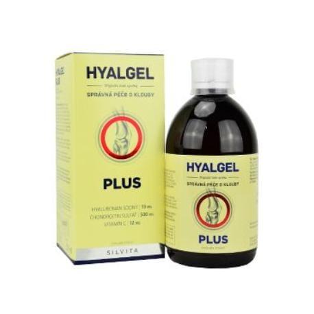 Hyalgel Plus na klouby pomeranč 500ml