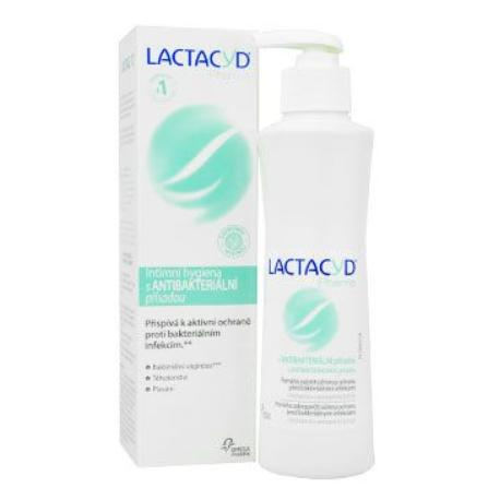 Lactacyd femina emulze Antibak 250ml pumpa