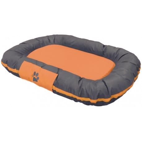 Nobby RENO odolný vankúš pre psov oranžová 80x58x10cm