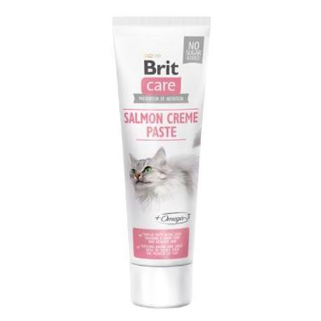 Brit Care Cat Paste Salmon creme 100g