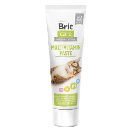 Brit Care Cat Paste Multivitamin 100g