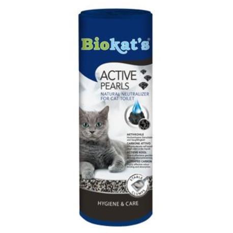 Active pearls Biokat's uhlí do WC 700ml