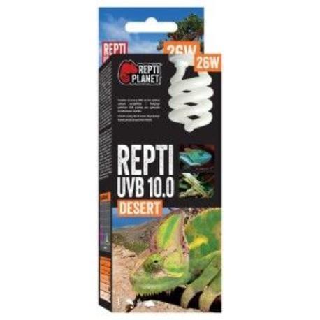 ReptiPlanet Žárovka REPTI UVB 10.0 26W Desert