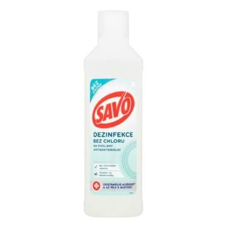 Savo Na podlahy Antibakteriální 1l
