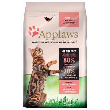Applaws Cat Chicken & Salmon 7,5 kg