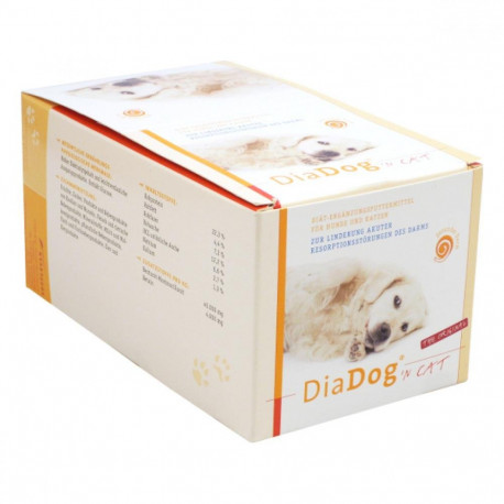 Dia dog & cat 60ks žvýkacích tablet Werfft Chemie