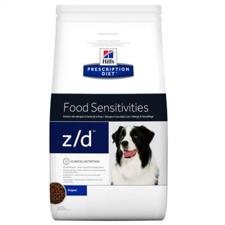 Hill's Can. Z/D Ultra Alergen Free Dry 10kg